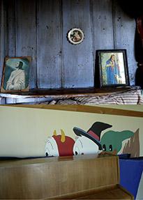 Bilder til utstillingen Shoot the Freak. Foto: Ida Warholm Bjørken - Bildene kan kun publiseres etter avtale med fotograf eller Trondheim Kunstforening. Telefon: 46693358