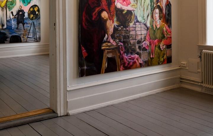 Interior_Trondhjems kunstforening_Monica_Svorstøl_utsnitt