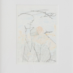 Kristina C. Karlsen, 33x42 cm inkl. ramme, 4200 kr