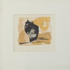 Elisabet Alsos Strand, 48x48 inkl ramme, litografi, 2000kr